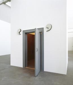 Janus III: non-working elevator museum piece